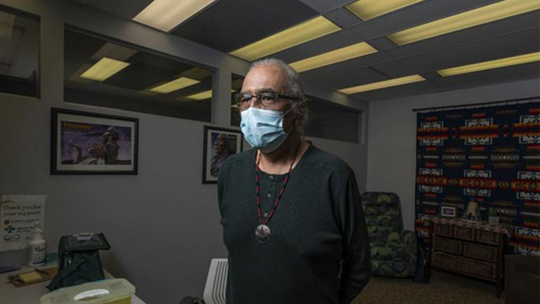COVID-19 immunization centre for Indigenous seniors opening Monday in Calgary