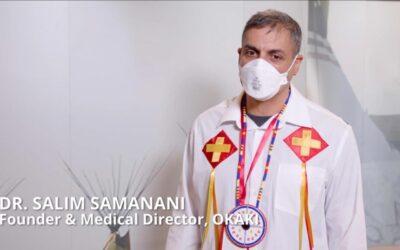 The Urban Indigenous Community Immunization Clinic