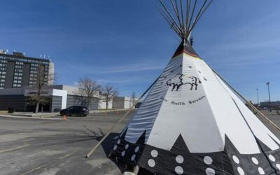 Indigenous-focused, large-scale COVID-19 immunization clinic opens in Calgary